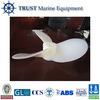 3 Blades Nylon Marine Propeller / Propeller Marine Nylon