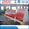 W12S-16X4000 hydraulic steel plate bending and rolling machine