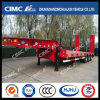 Lowbed Semi-Trailer with Top Quality