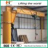 360 Degree Small Column Floor Mounted Jib Crane