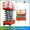 500kg 10m House Cargo Moving Electric Scissor Lift Table with Ce