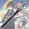 Sword Art Online Kirigaya Kazuto Kirito White Sword Dark Repulser HK8288W