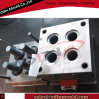 4 Cavity Thin Wall Plastic Cup Injection Mould Hot Runner