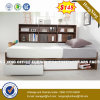 High Quality Wooden Double Bed Bedroom Furniture (HX-8NR1151)