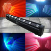 8X10W 4in1 LED Beam Linear Pixel Moving Bar Light