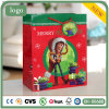 Paper Bag, Christmas Cartoon Pattern Paper Bag, Gift Paper Bag