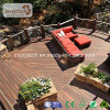 Mexytech Co-Extrusion WPC Wood Plastic Composite Decking