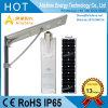 Hot Sale Motion Sensors Solar Power Outdoor Lighting All in One Solar Panel Lamp Smart LED Solar Street Light