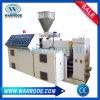 Conical Twin Screw PVC Plastic Pipe Extruder Machine