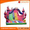 2017 Giant Inflatable Double Lanes Slide for Amusement Park (T4-515)