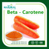 100% Natural Plant Extract Carrot Extract Beta Carotene 98%
