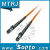 Sm / MM fibra óptica Patch MTRJ Simple / doble cable (SPP-MTRJ-MTRJ-U-XX-XX-X)