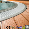 China Manufactere Firect Outdoor WPC Garden Flooring (TW-02)
