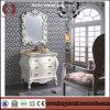 Bedroom Furniture Solid Wood Sanitary Ware Bathroom Cabinet (B8057)
