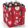 Durable Non Woven Wine Bag for 9 Bottles
