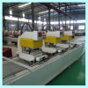 Plastic Profile Three Head Welding Machine