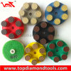 Finger Resin Polishing Wheel for Concrete