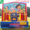 Inflatable Dora Bouncer, Theme Park Bouncer for Sale (BJ-B15)