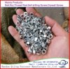 Hardware Fasteners Hex Nuts Hot DIP Galvanizing Nuts