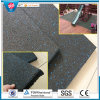 Interlocking Outdoor Flooring Tile, Recycled Rubber Paver, Gym Rubber Flooring