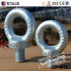 M24 Galvanized Drop Forged Carbon Steel Eye Bolt