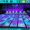60*60mm Cheap Portable Used DJ RGB Color LED Dance Floor for Sale