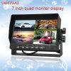 7 Inch Rearview Quad Monitor (LM-070-A3)
