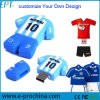 Customize PVC Sports USB Flash Pen Drive for Free Sample