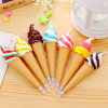 Wholesale Ice Cream Cone Pen with Magnetic Ice Cream Cone