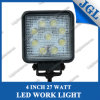 LED Driving Work Light 4′′ Auto Lamp 2 Years Warranty