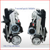 Foldable, Power, Portable Brushless Wheelchair