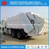 Sinotruck HOWO 10-Wheeler 16cbm 16m3 10t Compressed Garbage Truck