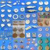 Wholesale Custom Jewelry Tag/Charm/Pendant