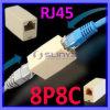 RJ45 Socket 8p8c Ethernet Connector Plug Modular Female to Female Inline Coupler