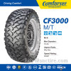 Comforser M/T Tire, off Road Tire, All Terrain Tyre, 4X4 Mud Tire