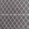 Hot Sell Sofa PU Leather with Lattice Pattern (HW-1204)