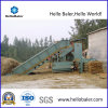 Automatic Horizontal Hydraulic Press Straw/ Hay Baler with Conveyor