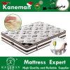 5 Star Hotel Bedroom Furniture Memory Foam Pillow Top Pocket Spring Mattress