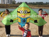 210t Ripstop Material Kids Kite Made in Weifang