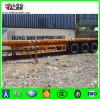 High Quality 3 Axle Container Faltbed Semi Trailer