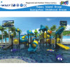 Outdoor Water Park Slide Playground Kids Play Equipment HD-Fy05501