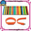 Silicone Bracelet USB Flash Drive