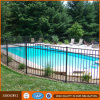 Powder Coated Steel Swimming Pool Fence