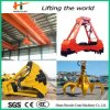 2015 Hot Sale Four Wire Ropes Orange Peel Grab Bucket