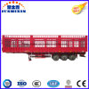 Best Selling 40-70 Tons Fence Stake Strong Cargo Trailer
