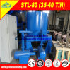99% High Recovery Ratio Gold Recovery Machine for Placer Gold Separation