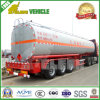 Steel Kind 3 Fuwa Axles Oil Tanker Semi Trailer