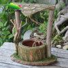 Special Design Wood Flower Pot& Planter for Garden Decoration