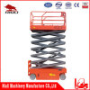Niuli High Working Scissor Lift Table Self-Propelled Hydraulic Lift Table