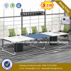 Steel Metal Base MFC Wooden Conference Table /Conference Desk (NS-NW253)